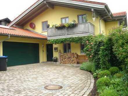 Attraktive 4-Zimmer-Erdgeschoss-Mietwohnung in Bernau am Chiemsee