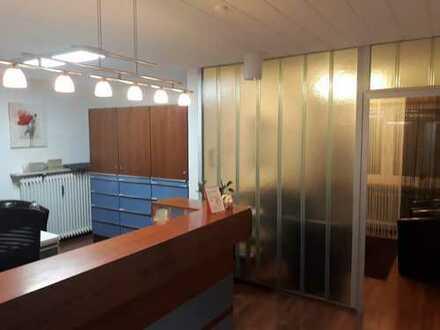 Büro-/ Praxisräume im Zentrum von Mering