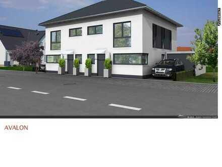 moderne und helle DHH Neubau (projektiert)