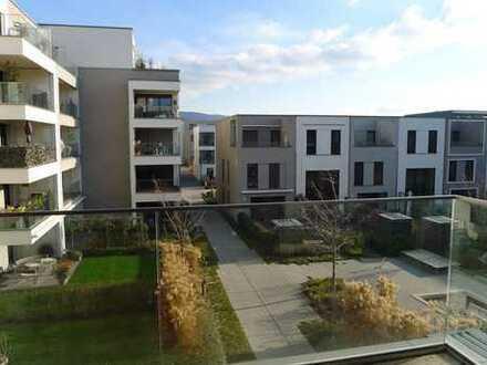 Sonnige, neuwertige 3-Zimmer-Wohnung mit Balkon und EBK in Heidelberg