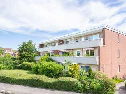 3-Zimmer Eigentumswohnung in begehrter Lage von Kiel-Hassee