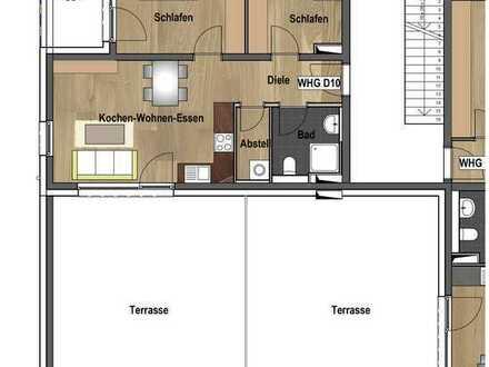 3.Obergeschoss - Wohnung 10
