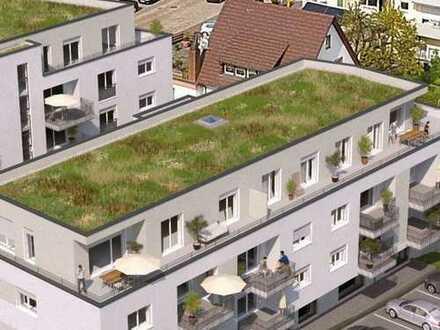 Traumhafte Penthouse-Wohnung   Neubauvorhaben Gundelfinger Zentrum