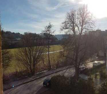 Traumhafte ruhige zentrumsnahe Lage, 1,5-Zimmer-Wohnung in Biberach