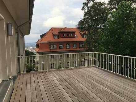 """2-Zi.-Maisonette, mit Einbauküche in Oberloschwitz Haus """"KÖNIG AUGUST"""" (Wg. 24)"""