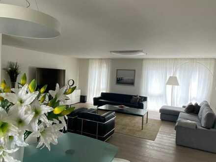 Exklusive Design-Penthouse Maisonette Wohnung -zentrale Lage in Schwetzingen