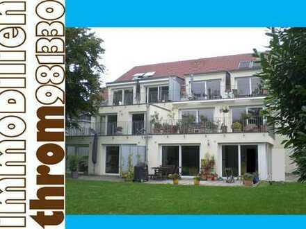 Moderne 4-Zimmerwohnung mit Terrasse / beste Villenlage Karlsruhe