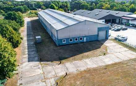 +++große Werkstatthalle in attraktiver Lage - Stendal+++