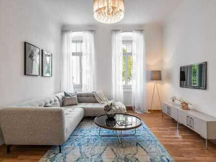 Stilvoll Wohnen in Striesen: 3-Zimmer- ETW zur Eigennutzung
