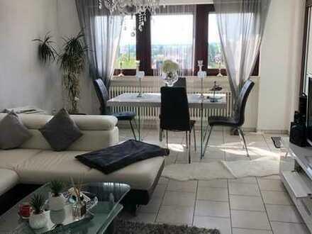 Schöne 3-Raum-Wohnung + Garage in Langenselbold-Hanauerstr 4a
