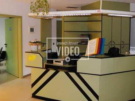 Büro-/Praxisräume in günstiger Lage