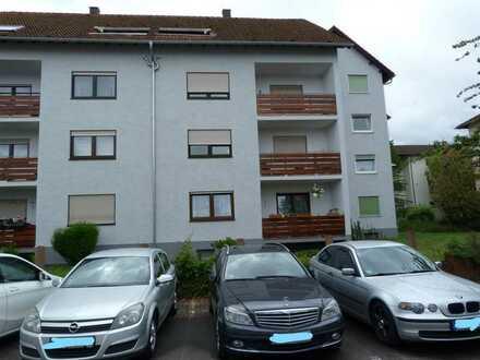 Freundliche 2-Zimmer-Wohnung mit Balkon in Osthofen ab 01.07.2021 zu vermieten