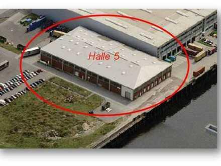 Ab 4,20 €/m², provisionsfrei, ca. 4.000 m², 4 ebenerdige Tore