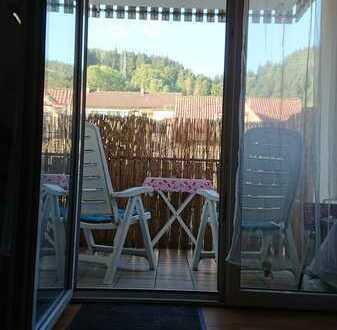 2-Zimmer-Wohnung mit Waldblick 🌲