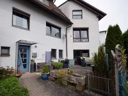 Geräumige Einfamilien-Doppelhaushälfte mit eigenem Flair in Leinzell