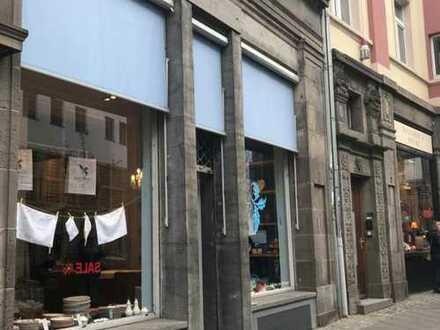 Galerie / Einzelhandel mit hellen Räumen und Flair direkt in Frankfurts neuer Altstadt