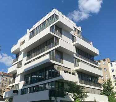 Design Penthouse mit 2 Sonnen Terrassen