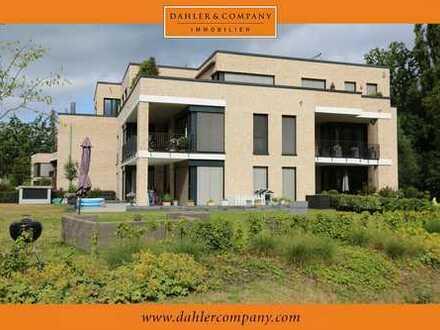 Luxus Wohnung mit Blick ins Landschaftsschutzgebiet