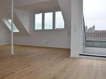 !! NEUBAU im PANTALEONSVIERTEL Köln - Traumhafte 3-Zimmer-Stadtwohnung mit BALKON - DOMBLICK !!