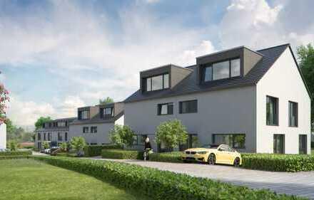 Luxuriöse Doppelhaushälfte - Neubau/Erstbezug
