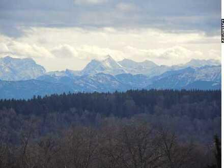 Trostberg - Bestlage mit Bergpanorama - Energieeffizientes Landhaus mit separater Einliegerwohnung