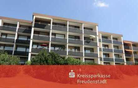 Schöne 2-Zimmer-Wohnung in der Ferienregion Freudenstadt-Kniebis