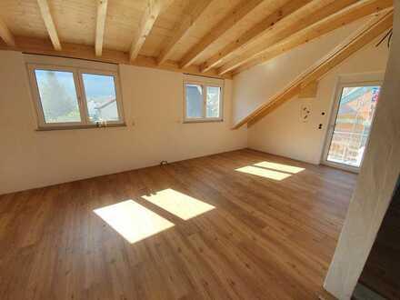 Erstbezug: attraktive 2-Zimmer-Wohnung mit Balkon in Deggingen