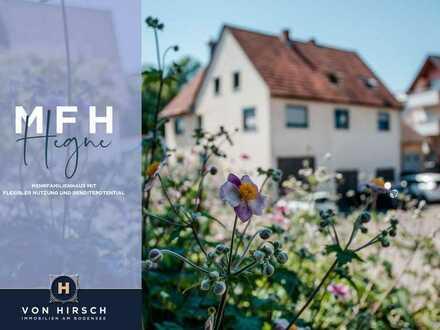 MFH Hegne - Mehrfamilienhaus mit flexibler Nutzung und Renditepotential