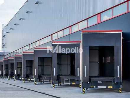 Ca. 27.700 m² Lager-, Logistikfläche (teilbar) in Toplage