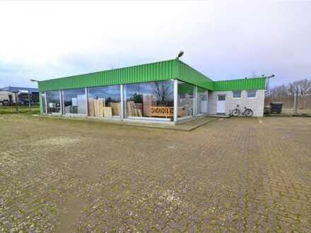 590qm Industriegebäude auf 5.000qm Grundstück im Industriegebiet Bollingstedt