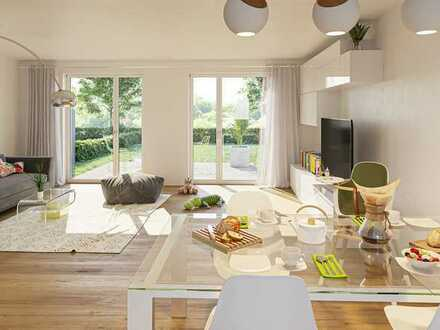 Reserviert: Neubau - Reihenendhaus mit schönem Grundstück und vielen Extras für die Familie
