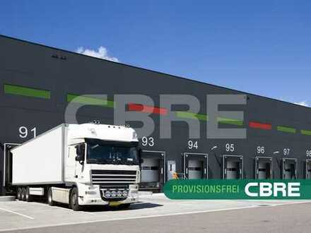 PROVISIONSFREI: 11.000 m² projektierte Logistikfläche an der A7 bei Ulm