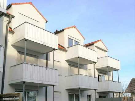 3 Zimmer Eigentumswohnung in Offingen mit Stellplatz & Balkon