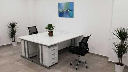 Ihr neues Büro - Erstbezug - möbliert - CAT 7 - Küche - Bad - Garten - Terrasse