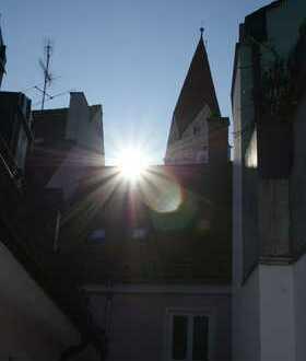 Zur Kapitalanlage oder Eigenbezug - sanierte Altbauwohnung in der Altstadt von Kaufbeuren (W4)
