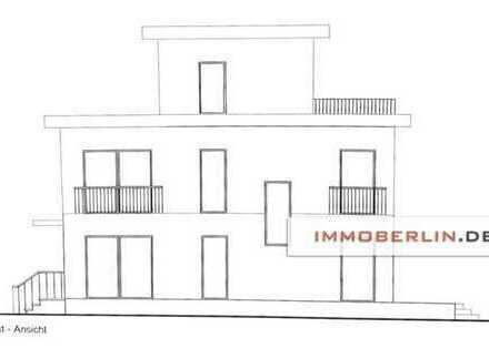 IMMOBERLIN: Faszinierendes Neubauprojekt! Hochwertiges Einfamilienhaus mit Topambiente in Seenähe