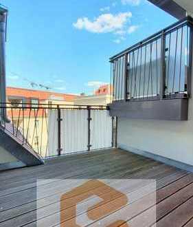 Elegante & großzügige 4-Zimmer Wohnung mit Blick zum Jüdenhof !