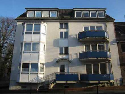 moderne 2-Zimmer-Wohnung mit Blick über die Dächer von Hemelingen