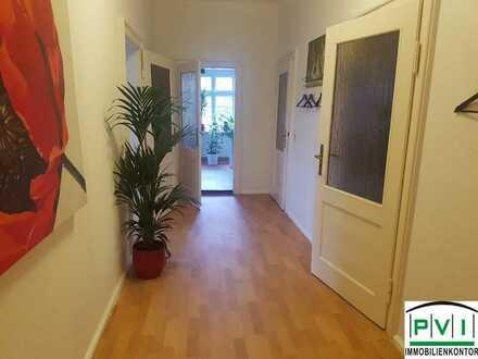 Attraktive 4-Zimmerwoh. mit Altbaucharme, EBK, Kaminanschluß, Gartennutzung...