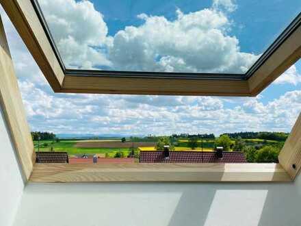 Erstbezug nach Sanierung: ansprechende 5-Zimmer-Wohnung mit EBK und Balkon in Mötzingen