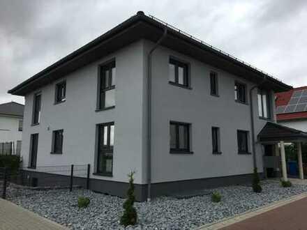 Neuwertige 5-Zimmer-Wohnung mit Balkon in Bad Nauheim