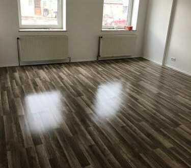 Frisch renovierte 4-Zimmer Wohnung in zentraler Lage in Rendsburg