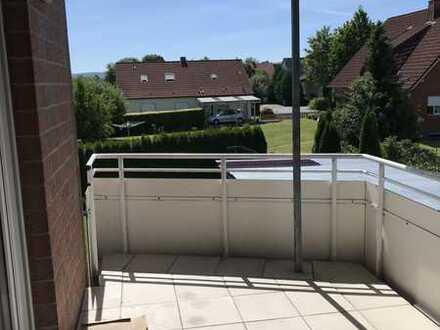 Preiswerte 4-Zimmer-Wohnung mit Balkon in Steinheim