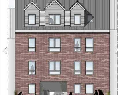 Erstbezug: 3-Zi. Neubauwohnung mit Balkon und eigenem Garten