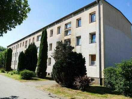 Ruhige 3-Raum-Wohnung in Wackerow bei Greifswald