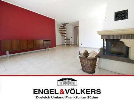 Engel & Völkers Maisonette-Wohnung mit zwei südwest Balkonen!