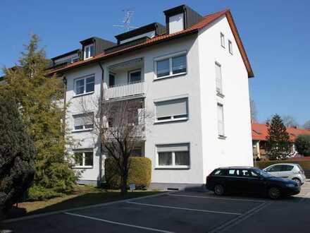 Ruhig gelegene, helle 3,5-Zimmer-Wohnung im schönen Augsburg-Haunstetten