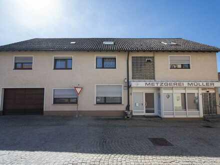 [Kapitalanlage] Wohn- und Geschäftshaus mit Laden in Beuren.