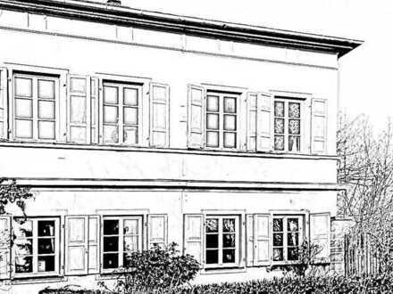 Diskreter Verkauf: Repräsentative Villa für Praxis, Büro, Gastronomie