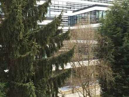 Gut geschnittene 3-Zi Zimmer Wohnung in D-Heerdt - am Vodafoone Campus